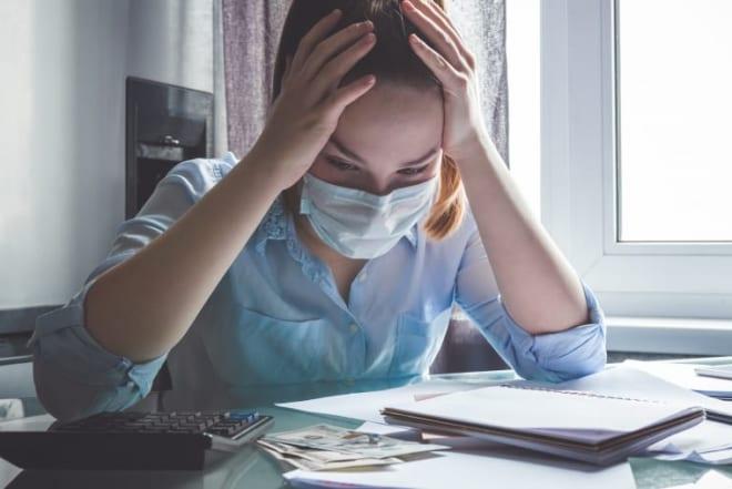 新型コロナウイルス被害|借金の返済が困難となったら