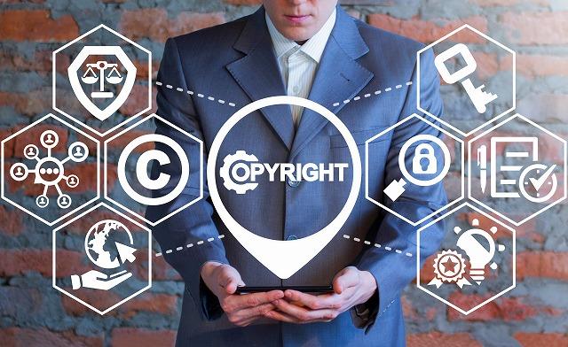 著作権 COPYRIGHT