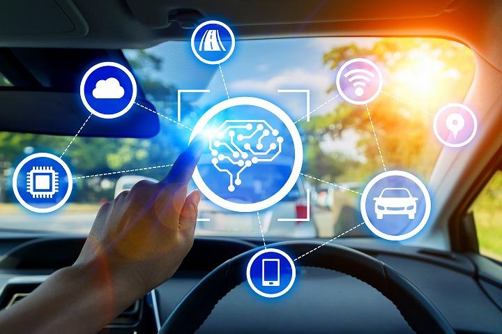 自動車 AI