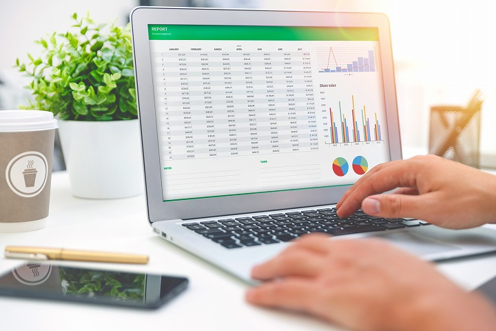 スプレッドシート Excel